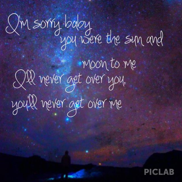 Sun And Moon Quotes: 13 Best Above And Beyond Images On Pinterest