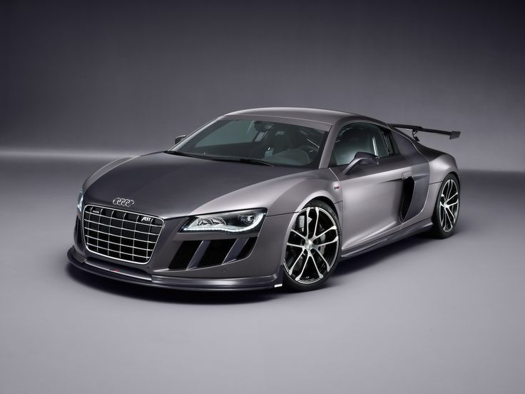 2010 Audi R8 GT-R Front Angle Wallpaper 1280x960