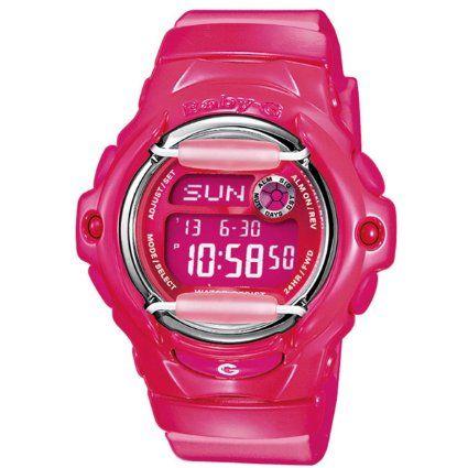 Casio Ladies Watch Baby-G BG-169R-4BER: Amazon.co.uk: Watches