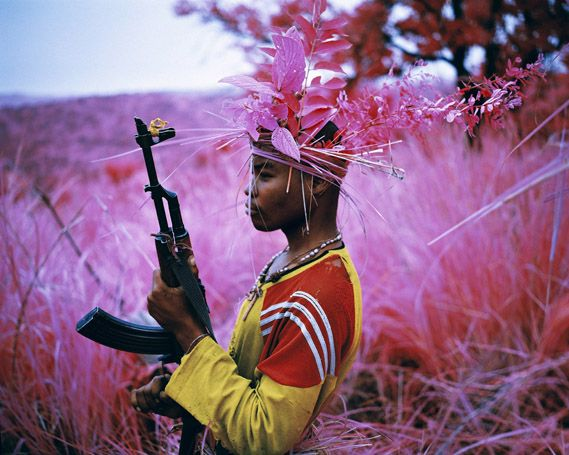 Prix Pictet Conversations on Photography: Richard Mosse Whitechapel Art Gallery, London
