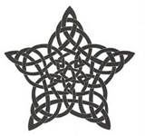celtic star designs | celtic symbols - star
