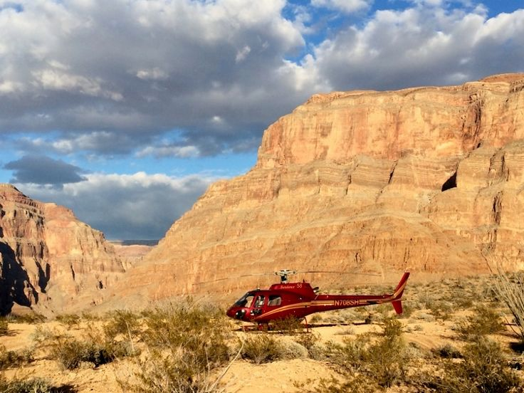 Take a Helicopter Ride into the Grand Canyon | Arizona