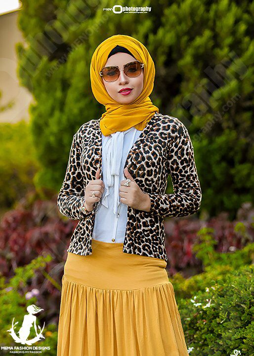 Hijab Fashion Beauty Hijab Pinterest I Love Yellow And Eid