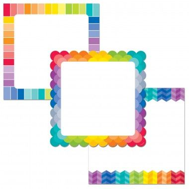 These versatile jumbo cut-outs are perfect for enhancing bulletin boards, rooms…