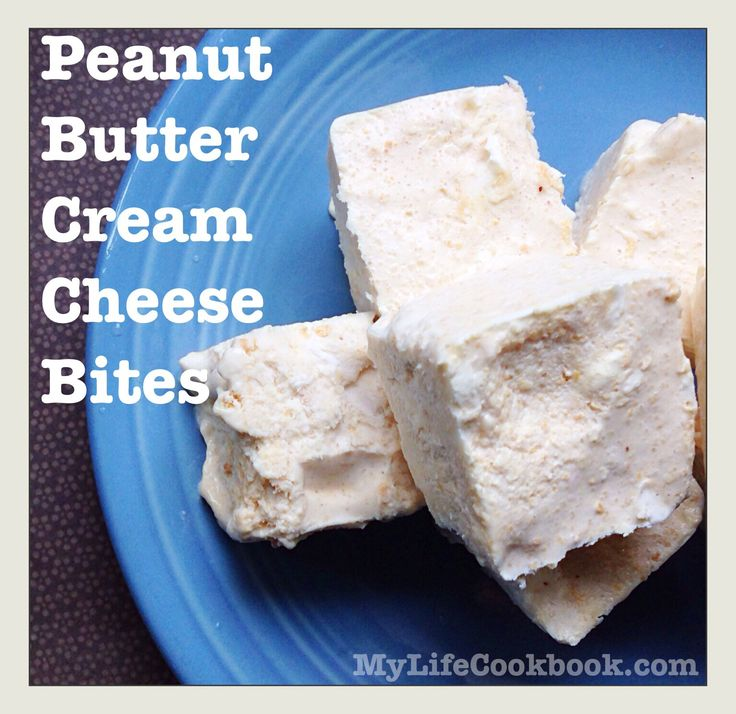 This is a delicious and low carb treat. Peanut butter cream cheese bites are only 1 WW Pt. Easy to make and delicious to eat.