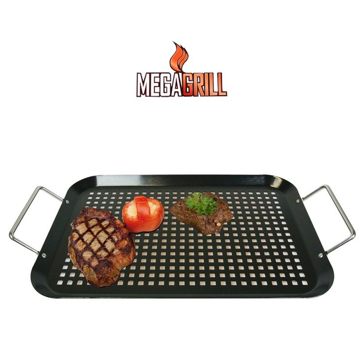 BBQ Grill Tray - 43.5 x 25.5cm, AU$22 plus postage from Always Sales (price correct as at 18.09.17)