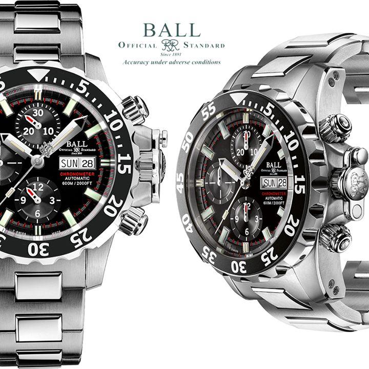 ¿Extrañabas al NEDU? Ball Watch México lo tiene para ti El reloj de buceo perfecto, así de simple: robustez, luminosidad, hermeticidad.  Visita: https://www.ballwatch.com/global/1/collections/engineer-hydrocarbon---11/nedu---dc3026a-scj-bk---686.html #BallWatchMx