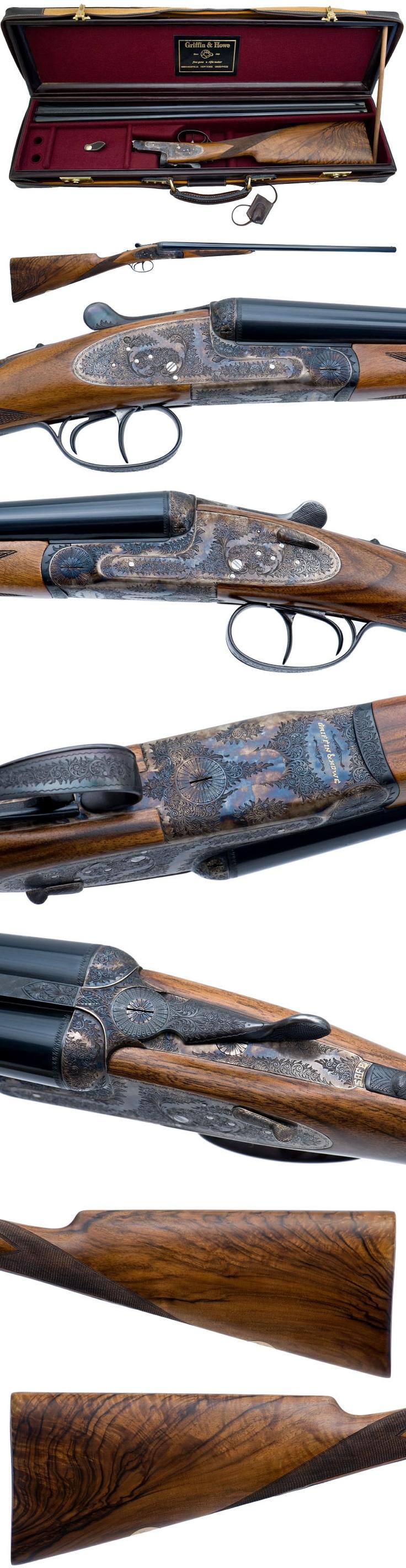 Griffin & Howe - Gun Details Page  Griffin & Howe - Round Body Game Gun - 20 ga - $7,500.00