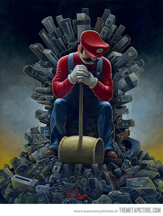 The Throne of Games