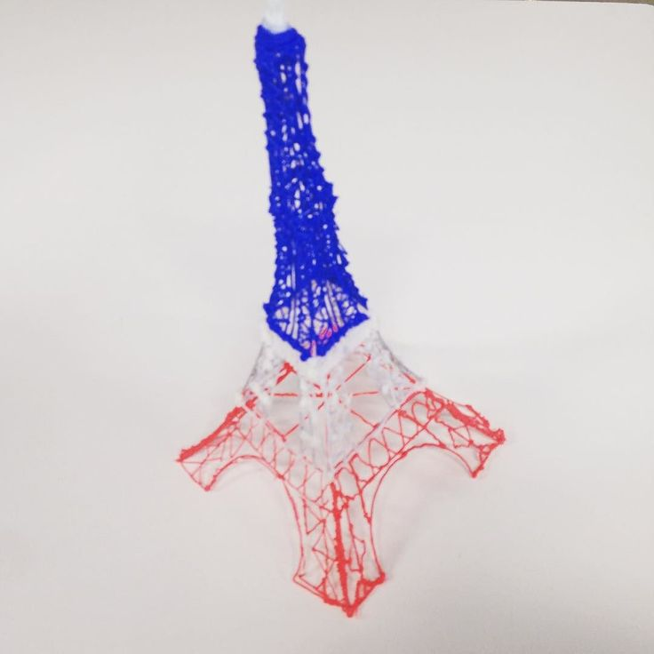 So créative ! #3D #3dpen #3dprinting #amazing #goed #eiffeltower #bleublancrouge #office #littlegift #paris #frenchtouch #loveit #lafranceauxfrancais #doucefrance  #patriotisme  #frenchdepartment #business #nouveauproduit #newshit #quiveuxmesstylos3D? #plutotpasmal #parisamsterdam #cute #creation by salmamstagram