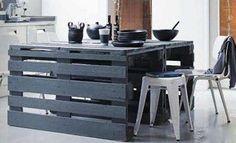 table a manger palette