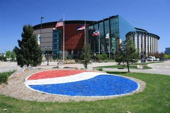 Pepsi Center, Denver CO