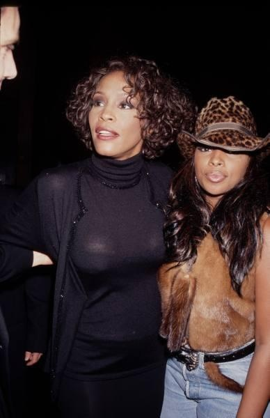 Mary J. Blige & Whitney Houston.