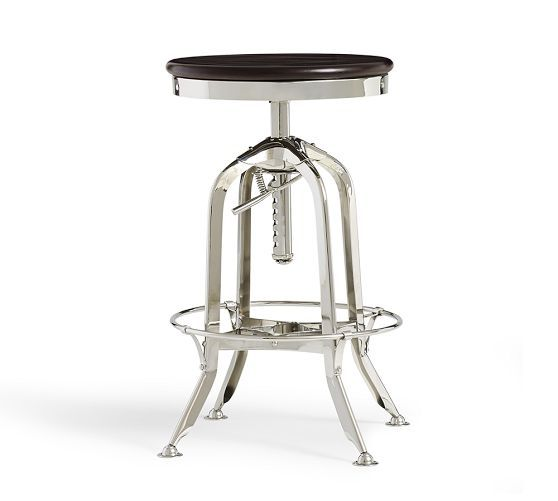 Pottery Barnu0027s Counter And Bar Stools Bring Relaxed Style To Any Room. Find  Upholstered Counter Stools For The Kitchen Or Wood Barstools For The Home  Bar.