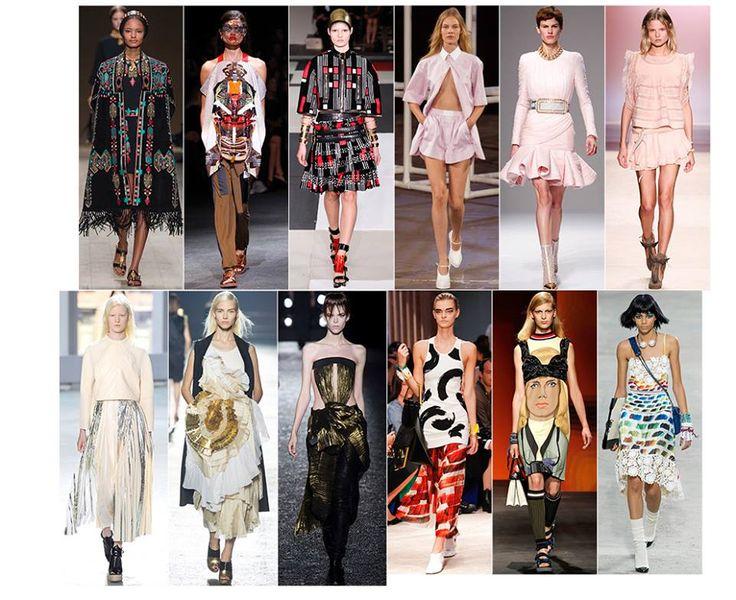 """LA PAROLA D'ORDINE E': """"OSARE""""  """"Una moda tanto criticata negli anni '70 ossia lo stile hippie, torna prepotentemente sulle passerelle e ci accompagnerà per tutta l'estate"""""""