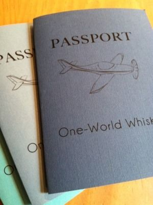 a passport for trying different cultural foods.  Maybe country theme nights? love the idea!
