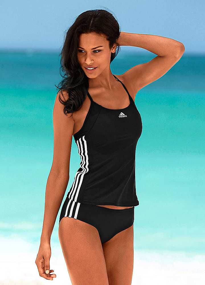 Adidas Tankini - Be sure to be in the right outfit when getting into the  2012 Games Spirit.