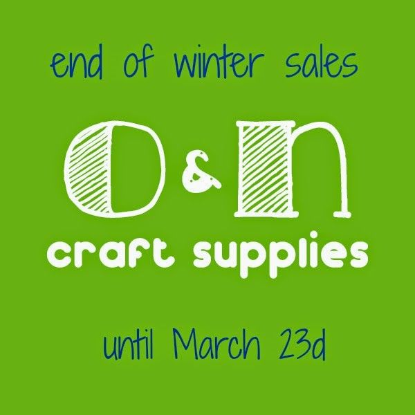 o & n craft supplies