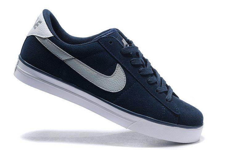 New Nike Blazer Sweet Classic AP Navy Men Low Shoes Discount Sale 202 8VP0x0OB