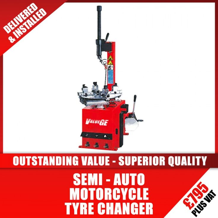 Tyre Equipment Direct - VGTC02 Tyre Changer