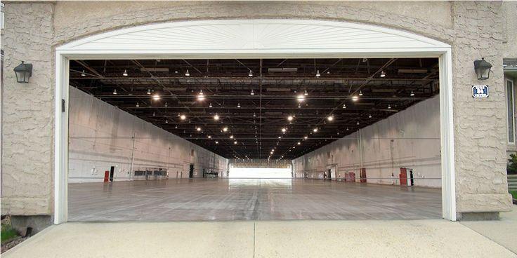 DressMyGarage.com - Empty Hangar, CAN$499.43 (http://dressmygarage.com/Empty-Hangar/)