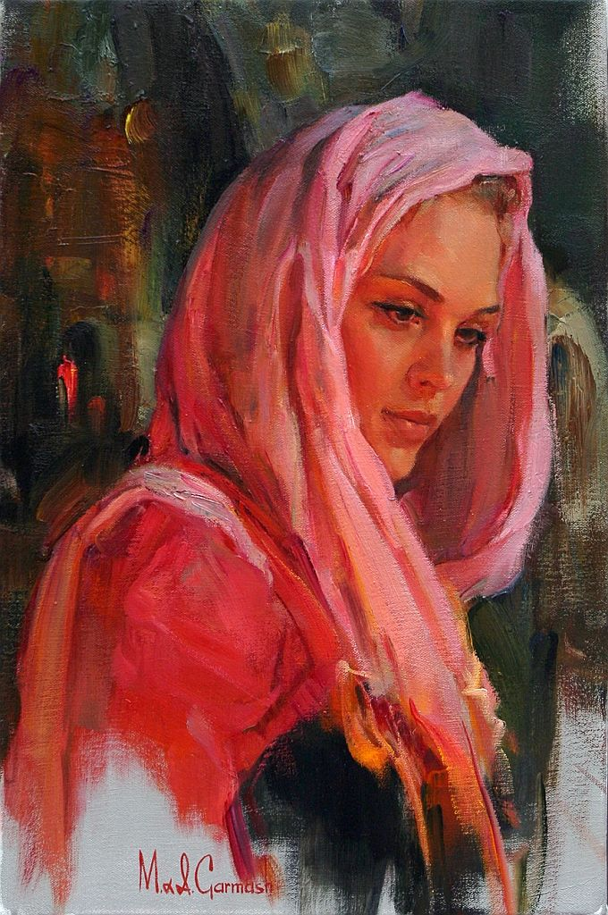 Russian Beauty - by Michael and Inessa Garmash