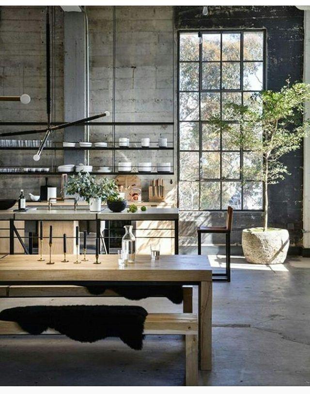 Pin Von Naomi Young Auf Headfort Industrial Kitchen | Pinterest |  Einrichtung Und Küche