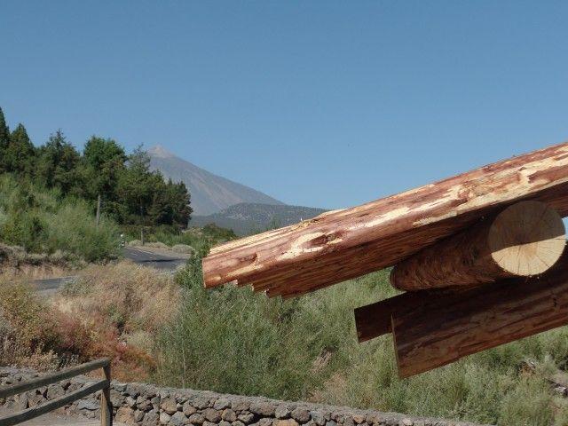 A caminho do Teide