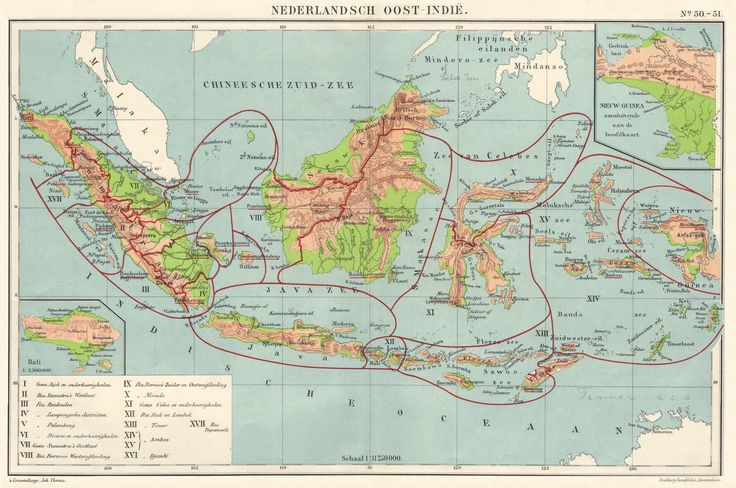The Dutch East Indies, 1940
