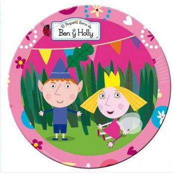 """Una de las series preferidas de mi hijo de un año y medio, y mía también, es Ben and Holly's Little Kingdom o en castellano: """"El pequeño reino de Ben y Holly"""". Por eso estamos muy…"""