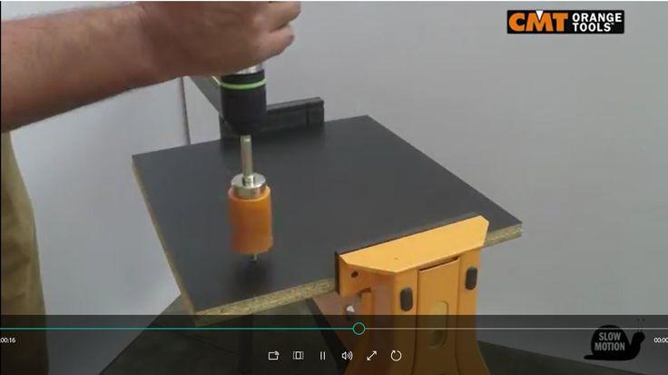 Scopri come utilizzare una sega a tazza su legno laminato guardando questo tutorial su Youtube al link: https://www.youtube.com/watch?v=K1lw7fwUxhs #wood #legno #legnolaminato #DIY #sega #segaatazza #segaatazzasulaminato