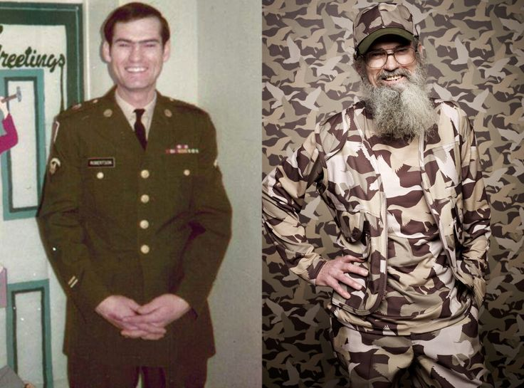 Si from Duck Dynasty: See the Guys Without Their Beards! | E! Online