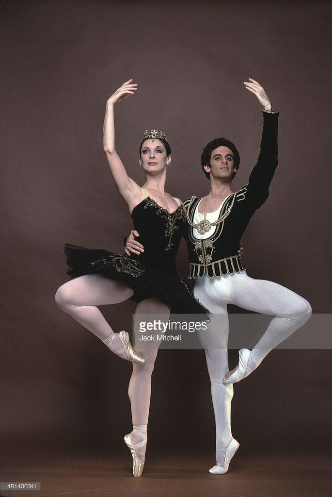 American Ballet Theatre principal dancer Toni Lander