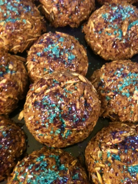 """More Homemade Horse Treats: """"Princess Pixie's Sparkly Flax Snax"""" From Princess Pixie The Wonder Pony"""