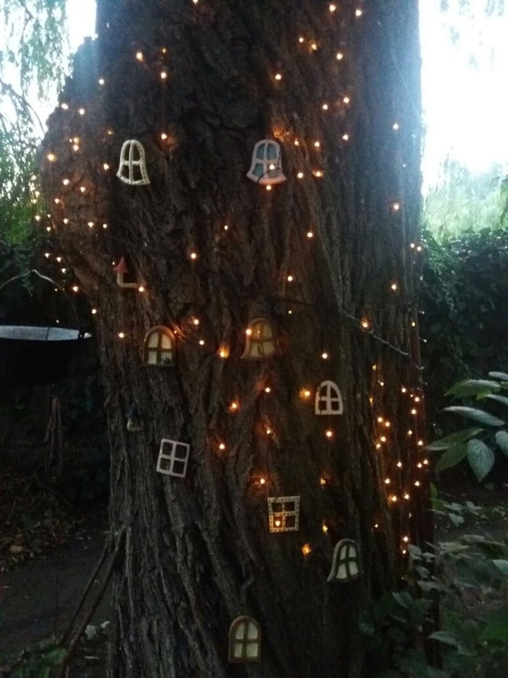 Nyári este... www.facebook.com/mesekeramia  #fairytree #fairygarden #gardenceramics
