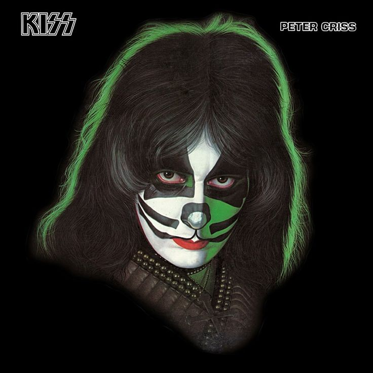 Peter Criss Solo Album Cover - 1978                                                                                                                                                      More