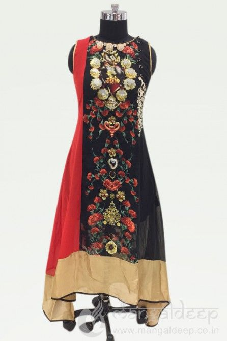 http://www.mangaldeep.co.in/latest-kurties/dashing-black-georgette-party-wear-kurti-6328 For more details contact us : +919377222211 (whatsapp available)