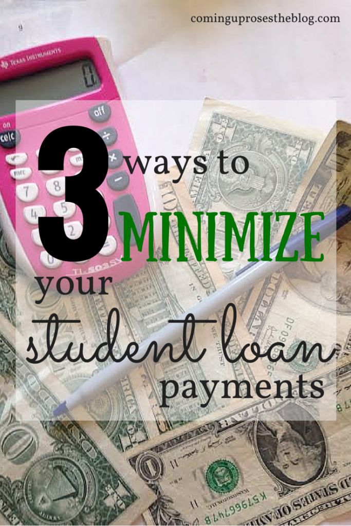 how to avoid paying student loans