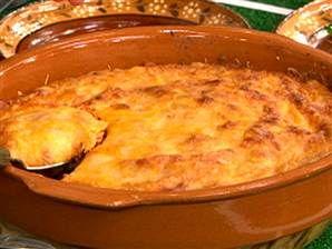Try Sunny Anderson's fajitas, enchilada casserole