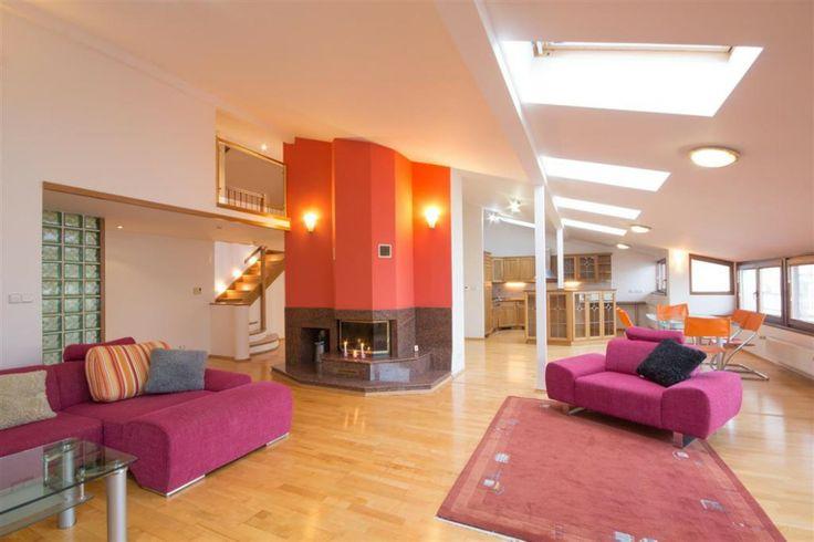 5 bedroom (6+kk) loft apartment for sale, Vozová, Prague 2, Vinohrady | Boutique Reality