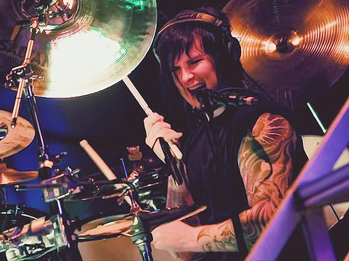 I LOVE this picture of The Rev