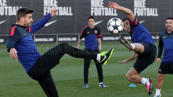 Training Sessions #FCBarcelona #Training