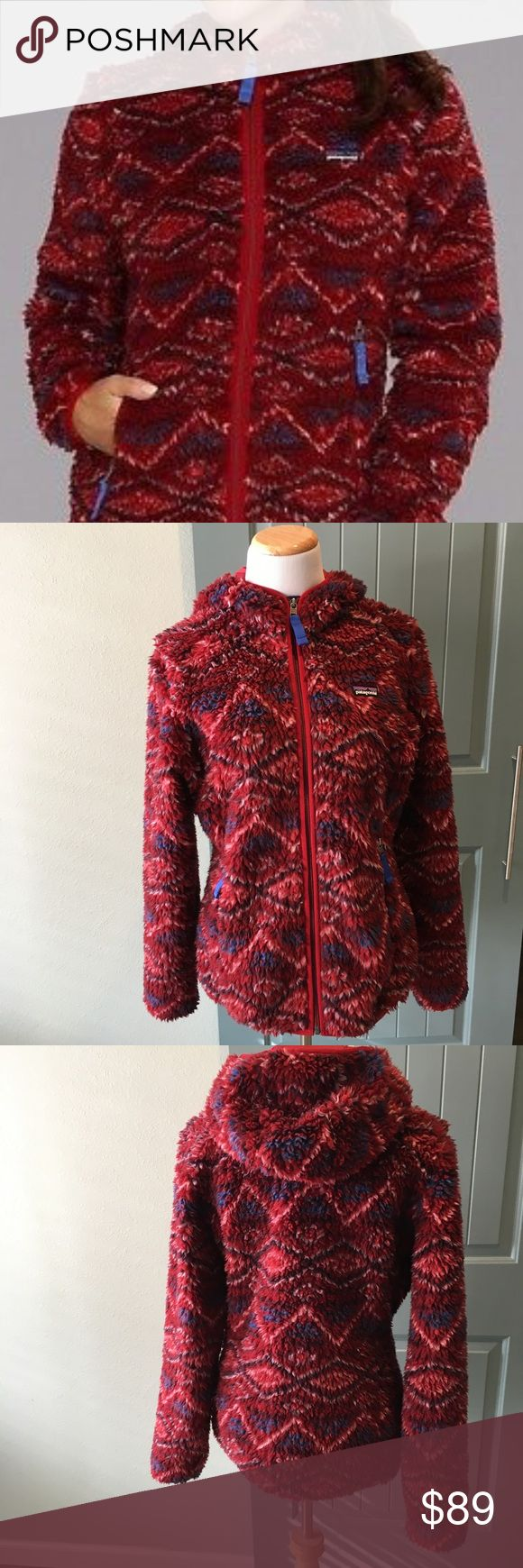 Patagonia retro x Alyana wax red Jacket Hard to find and such an amazing jacket!! No holes, stains or rips! Excellent condition! Patagonia Jackets & Coats