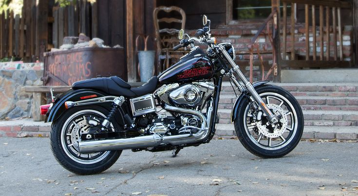 2014 Harley-Davidson® Dyna® Low Rider® Motorcycles Photos & Videos
