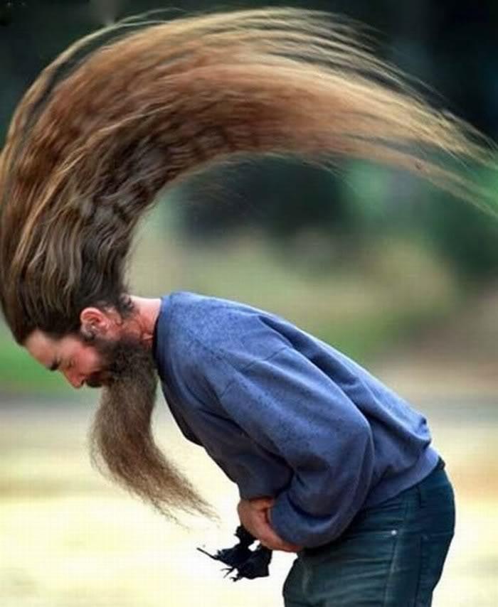 Приколы картинки с волосами