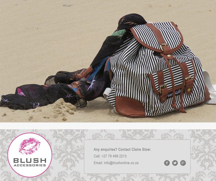 With our assorted sarongs and #SoGoodCandy bags available, make your day at the beach perfect! Head down to your nearest Blush store! #Blush #summertime #Beach