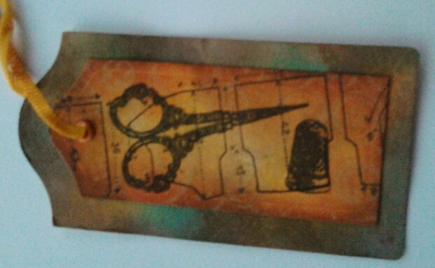 Dressmaker stamp set