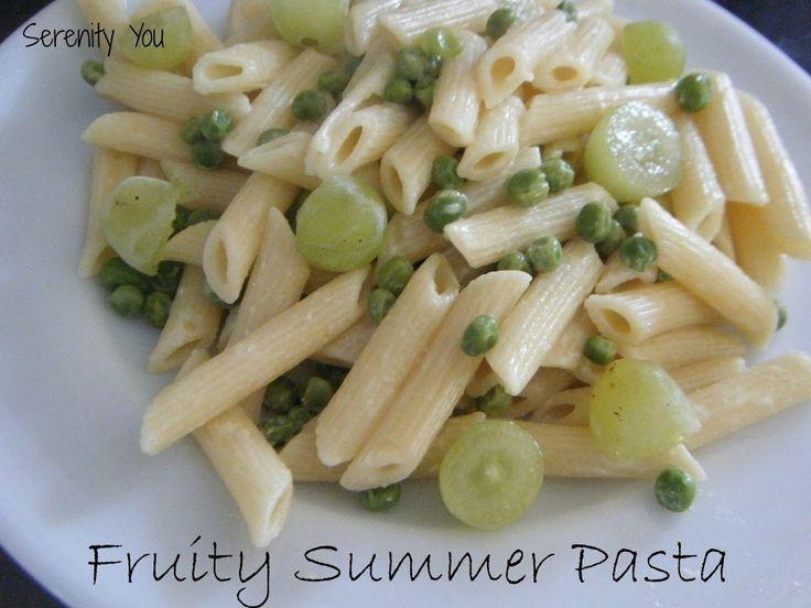 Fruity Summer Pasta