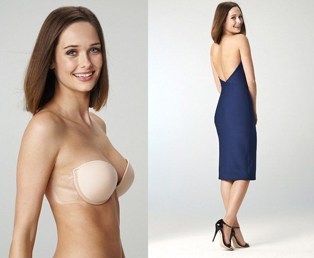 25 unique bra tricks ideas on pinterest strapless bra for Low cut bra for wedding dress
