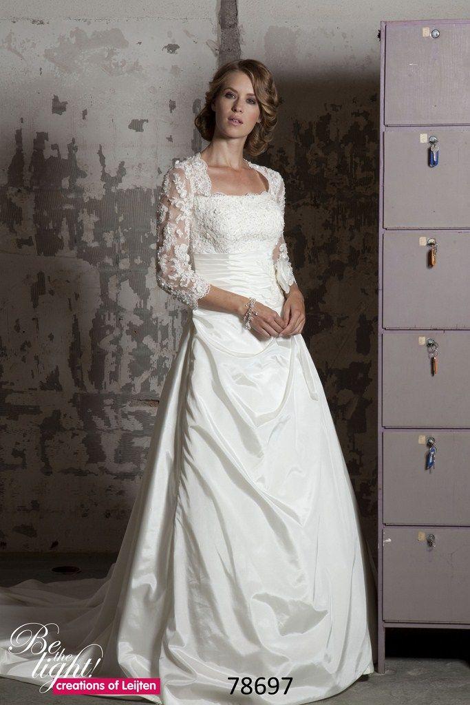 Creations of Leijten Speksnijder Bruidsmode (13) www.bruidscollectie.nl
